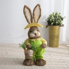 짚단 토끼 1P (70cm-그린)
