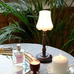 프렌치 테이블 미니 갓등 (2종택1)