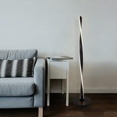 라루즈 룩백 LED 밝기조절 장스탠드
