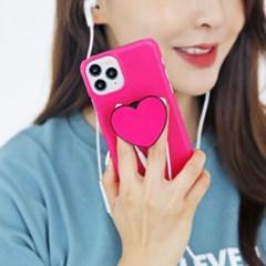 하푼 LG V30 플러스 하트 스마트톡 하드케이스