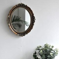 프렌치 엔틱 거울