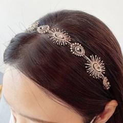 [드앙땅] 에스닉 헤어밴드 백화점 퀄리티 머리띠(4종)