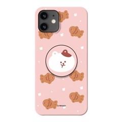 하푼 아이폰SE2 겨울동물 스마트톡 케이스