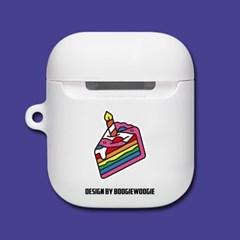 에어팟/에어팟프로 케이스 - 케이크(Cake)