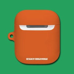 에어팟/에어팟프로 케이스 - 오렌지(Orange)