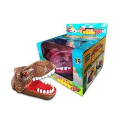 조심조심 공룡이빨