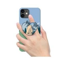 [T] 마멋 하트 스마트톡 3D곡면하드케이스