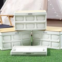 제이픽스 캄푸스 감성캠핑 대형 폴딩박스 테이블