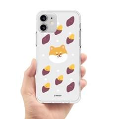 하푼 LG G5 겨울동물 투명젤리 케이스