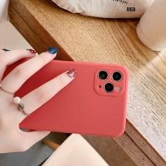 아이폰12미니 (5.4인치) 후면 카메라 풀커버 실리콘케이스