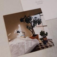 Sunset Mood postcard + sticker set - 선셋무드 엽서 + 스티커 셋트