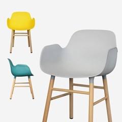 CH1154 필웰 라핀 비비드 암체어 의자 DVX_(303156748)