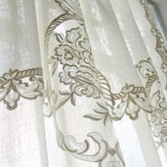로즈마리 디자인커튼 (140x230cm)