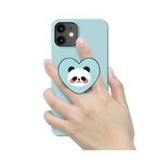 [T] 스마일프렌즈 하트 스마트톡 3D곡면하드케이스