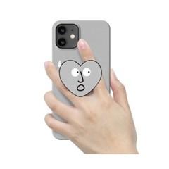 [T] 페이스 하트 스마트톡 3D곡면하드케이스