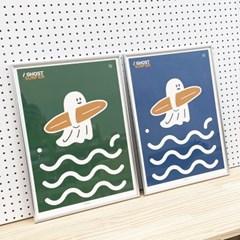 [퍼디] 고디와 싱그러운바다 포스터 A3 / A4