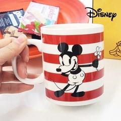 디즈니 빈티지 트루러브 머그컵