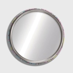 Softener durby pattern(거울)_(1734983)