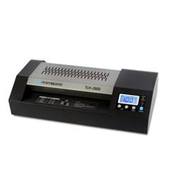 A4코팅기 디지털 코팅기계 TLH-280D+코팅지100매