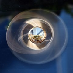 스타피쉬 메탈 피젯스피너 Fidget Spinner