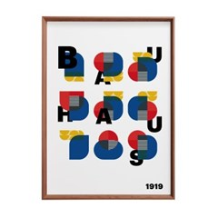 인테리어액자 Bauhaus 005, Koo InHo (500X700(mm))