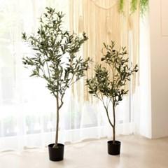 [반짝조명] 올리브 나무 조화 (130cm, 160cm)