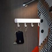현관문 주방 다용도 걸이형 LED 건전지 오토 센서등