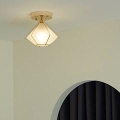 니모 중 1등 골드 LED 직부 센서등