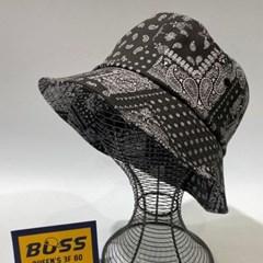 페이즐 민트 대두 패션 꾸안꾸 버킷햇 벙거지 모자
