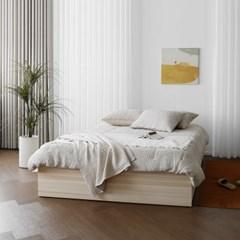 [편백] N형 침대 양서랍형 SK/EK/LK_(1670411)