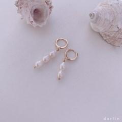 아르떼 진주 귀걸이 / arte earring
