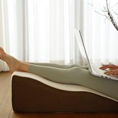 기능성 수면 다리 베개 발 쿠션 부끼제로