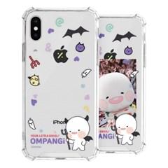 옴팡이 몽글 포토프레임 젤하드 케이스 아이폰11 시리즈