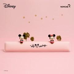 디즈니 키보드 손목받침대