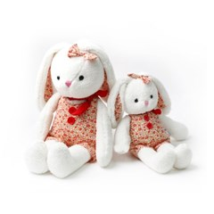 쁘띠 바니 토끼 인형 여자 소형32cm