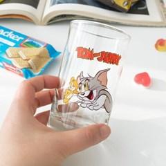 모애 레트로감성 홈카페 디자인 톰과제리E 유리컵