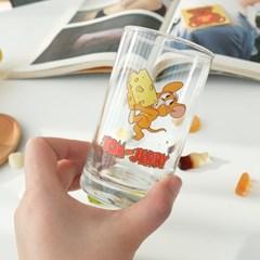 모애 레트로감성 홈카페 디자인 톰과제리B 유리컵