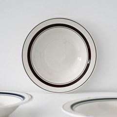 카네수즈 플레이트 파스타 볼접시 23.5cm_(1786133)