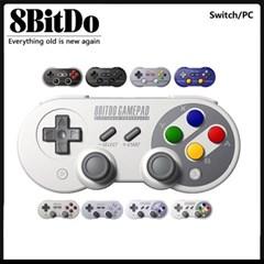 닌텐도 스위치 8BITDO SF30 PRO 레트로 SFC 프로콘 조이