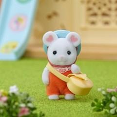 [실바니안공식]5408-마쉬멜로우마우스 아기_(1598075)