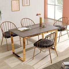 [데코마인] 델지 세라믹 1300 4인용 식탁 테이블