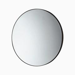 히스토릭 컬렉션 no_6000 원형거울 블랙 60cm_(4367731)