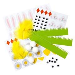 [빛나파티]부활절 달걀 데코 키트 이스터 계란 꾸미기키트 Easter Eg
