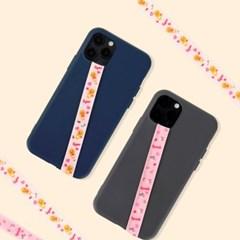 K 카카오 땡큐 스마트폰 스트랩 휴대폰줄 카카오스트랩
