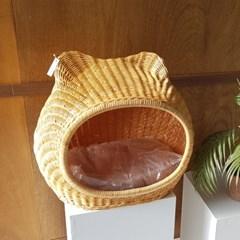 [조이라탄] 고양이집,캣하우스 (쿠션 무료증정)