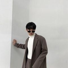 남자 복고 패션 선글라스 사이파이