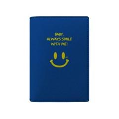 스마일 시리즈 6종_이니셜 여권커버