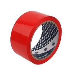 박스테이프 H3-중포장(50Mx50개)빨강