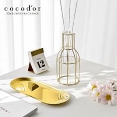 코코도르 골드트레이 + 와이어병/골드