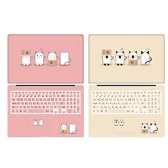 D 삼성 노트북9 Always NT900X5U 일러스트 디자인 노트북 스킨